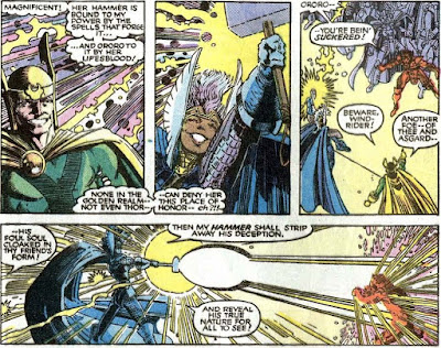 Marvel Comics of the 1980s: 1985 - 1987: Shifting Storms part III: Mutants, Morlocks & Marauders... Oh My Goddess!