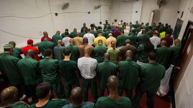 Ratusan Narapidana Putuskan Jadi Mualaf Di Penjara New York Ini
