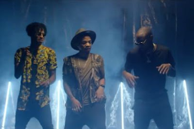 Krizbeatz Ft Davido & Tekno - Erima Video