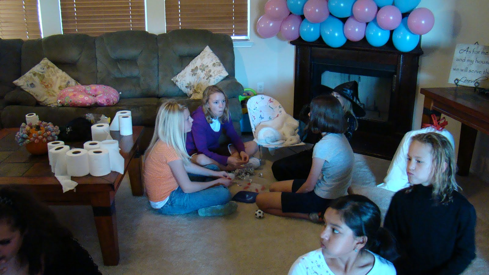 The Heiner Family Kelsey S 12th Birthday Party