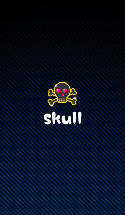 Skull[Carbon]