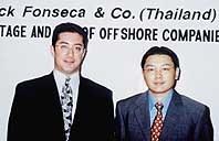 Singapura, Thailand, Malaysia, paling banyak disebut Panama Papers