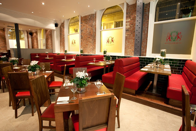 Restaurante The Noble House em Liverpool (FECHADO)