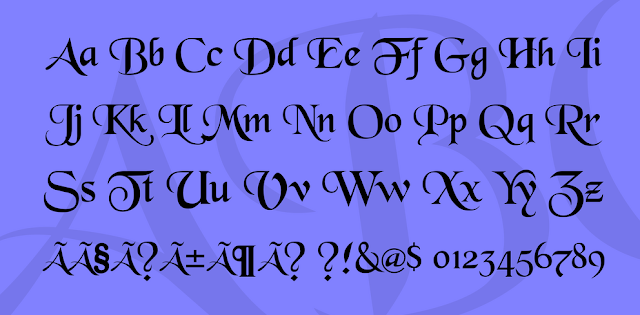 Font Miễn Phí cho quảng cáo