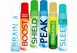 NUTRITIONAL ORGANIC SPRAYS