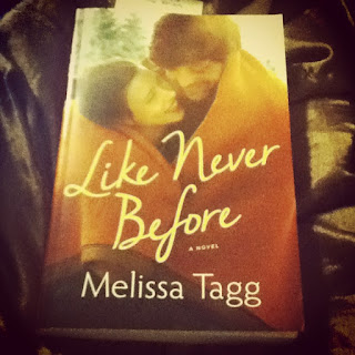 Like Never Before- A Sweet Summer Romance, Book Review, Bethany House, Via Bella's Top Reads, Melissa Tagg, romance, Iowa, newspaper