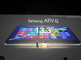 Samsung launches active Q Tablet