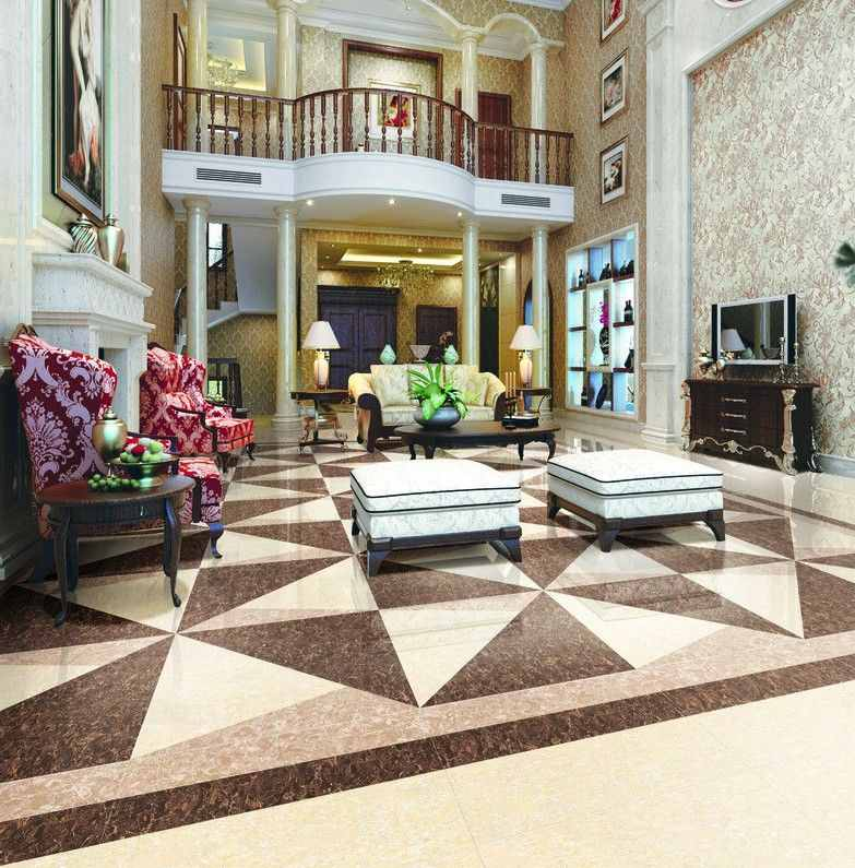 Living Room Wall Tile Designs: New 50 Marble Floor Tile Designs For Living Room And
