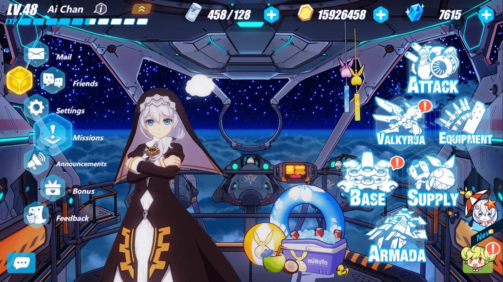 Honkai Impact 3rd - Review