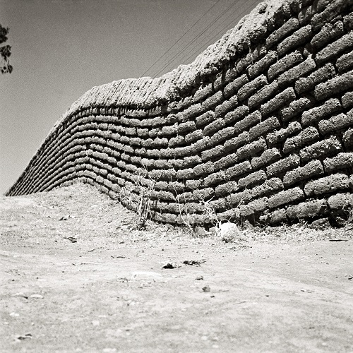 "Juan Rulfo - ""Barda de adobe"", 1940 