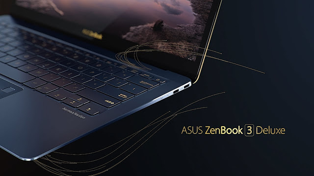 Review Asus ZenBook 3 Deluxe