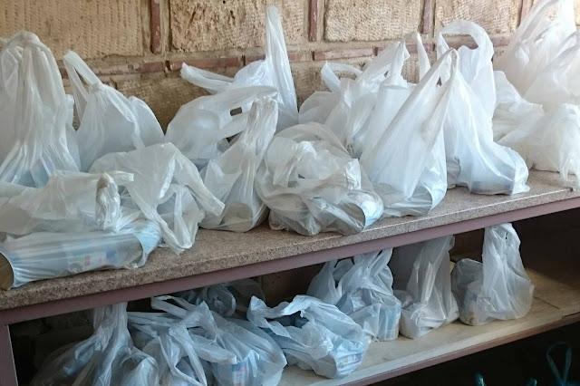 Τρόφιμα σε 60 άπορες οικογένειες μοίρασε το Φιλόπτωχο Ταμείο του Ιερού Ναού Αγίου Νικολάου Άργους