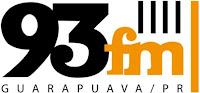Rádio 93 FM 93,7 de Guarapuava PR