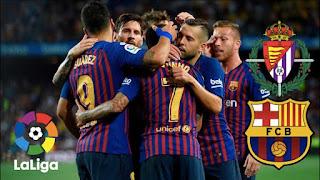 اهداف مباراة برشلونة وبلد الوليد اليوم 16/2/2019 الدوري الايطالي الأسبوع 24