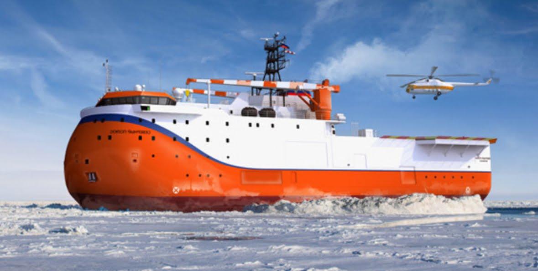 Cambio climatico: Russia inizia costruzione piattaforma artica per nuova rotta commerciale.