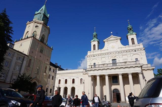 La catedral de Lublin