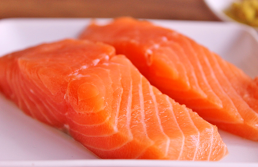Sam's Club Superfood of the Month- Salmon #SamsClubMag AD