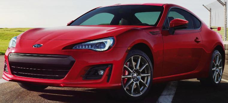 Saxton On Cars: 2018 Subaru BRZ Starts At $26,455 Next Month