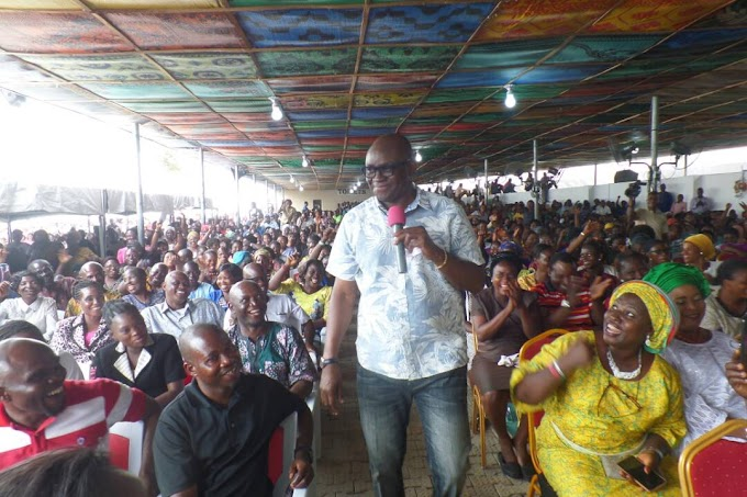 Fayose:If you voted Buhari in 2015, beg God for forgiveness
