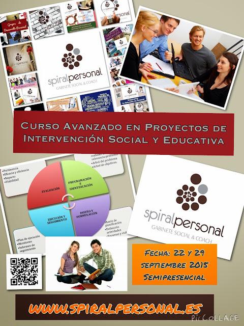 Curso Avanzado en Proyectos de Intervención Social y Educativa