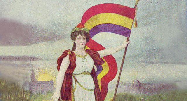 La revolución española de la II República