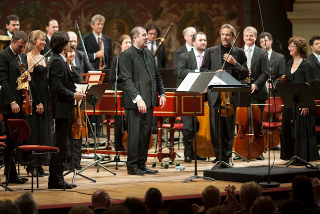 Ivor Bolton and the Dresden Festival Orchestra