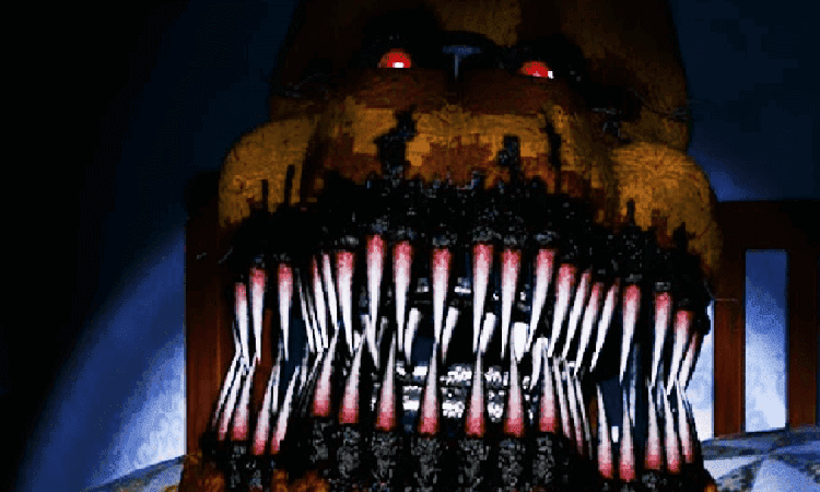 تحميل five nights at freddy's 4