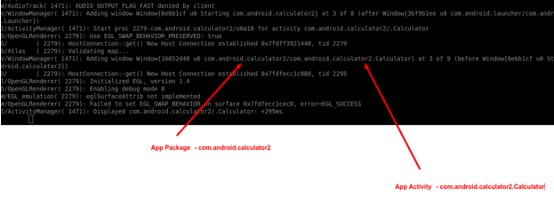 Executing appium tests on android mobile app | No Automated