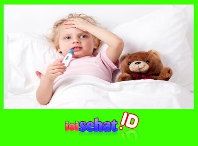 cara menurunkan demam pada anak yang terbukti efektif serta cepat reda