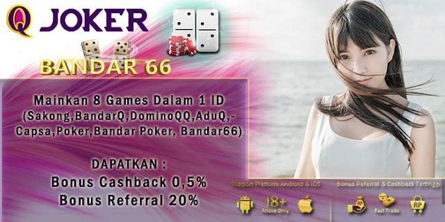 Image of Promo Menarik Judi Bandar66 Situs QJoker Online Teraman