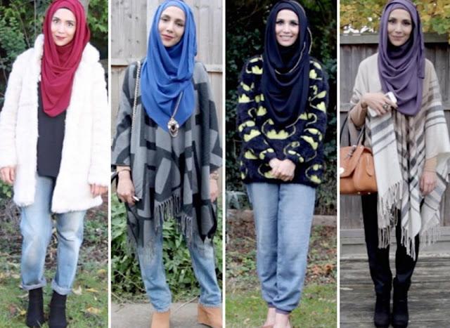 Είσαι γυναίκα μουσουλμάνα; Μπορεί να μην έχεις δικαιώματα και να σου φέρονται σαν ζώο, αλλά θα έχεις μια μαντήλα, μα τι μαντήλα!