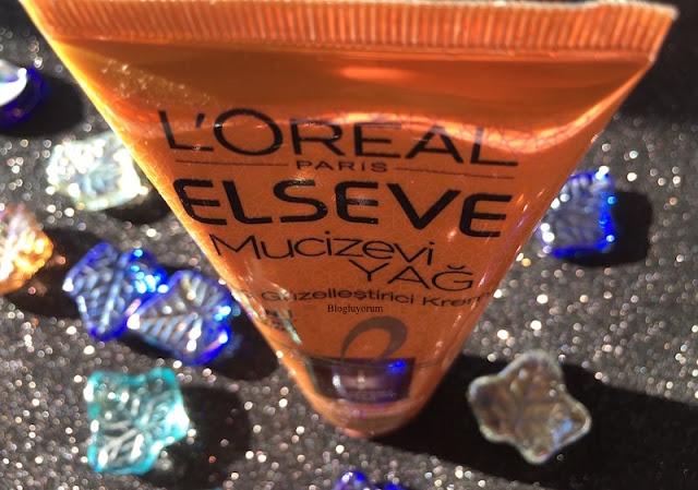 Loreal Elseve Mucizevi Yağ Saç Güzelleştirici Krem