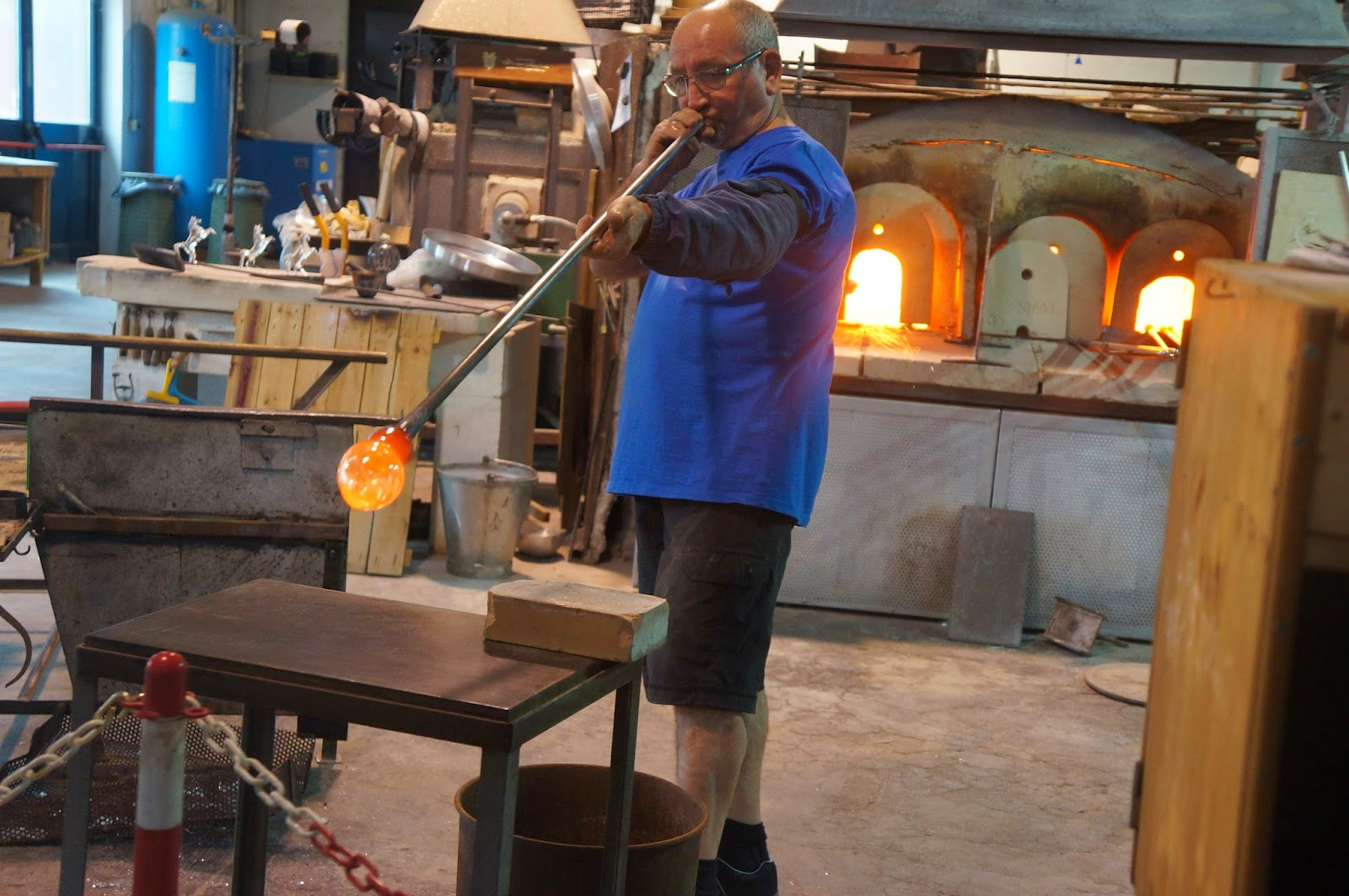 Glass-Blowing-Demonstartion-Murano-Italy