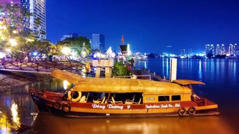Vietnam Tour : Sai Gon River 10