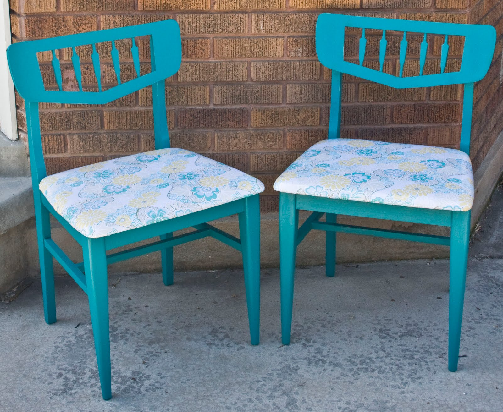 tell city chairs pattern 4548 carbon fiber chair modernly shabby chic furniture two retro turquoise