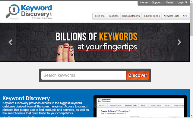 keyword discovery tool review
