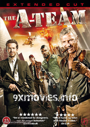 The A-Team 2010 Extended Dual Audio Hindi Bluray Full 300mb Download
