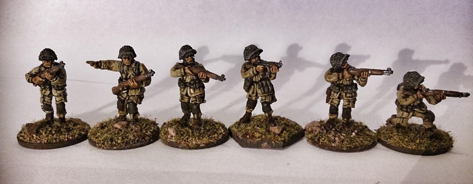 Elhiem US Paratroopers Painting Guide