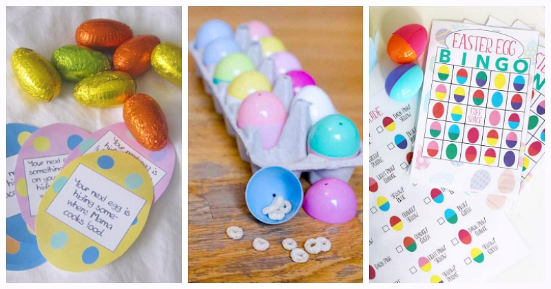 15+ Creative Easter Egg Hunts Your Kids Will Love