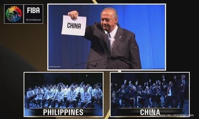 China se queda el Mundial de Baloncesto de 2019