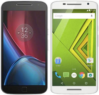 Motorola Moto G4 Plus vs Motorola Moto X Play