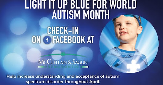 Join Us In Supporting World Autism Month