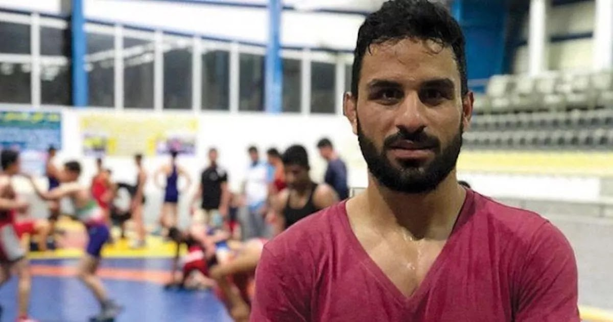 Iran Executes Navid Afkari, 27-Year-Old Professional Wrestler Involved In The 2018 Anti-Government Protests After Being Tortured Into Making A False Murder Confession