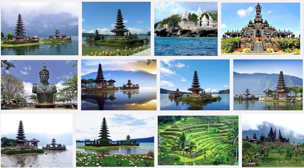 Tempat Wisata Favorit Di Bali Terbaru 2017 Wisata Asyik
