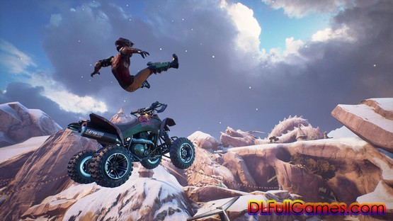 ATV Drift And Tricks Free Download Pc Game