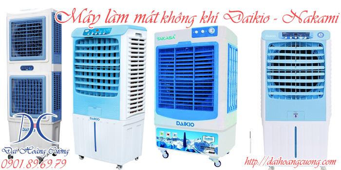 máy làm mát không khí daikio nakami top 1 máy làm mát không khí hiện nay