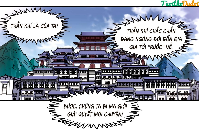 Phong Khởi Thương Lam chap 391 - Trang 24