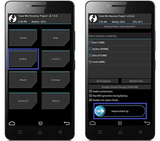 Cara Upgrade Lenovo A6000 ke Android Marshmallow