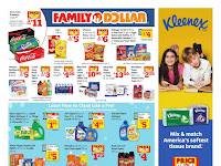 Family Dollar Ad Preview August 2 - 8, 2020