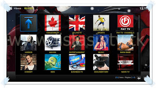 "Como Instalar o Add-on ""REAPER"" no Kodi - Live Sports, Live TV, Documentários e mais..."